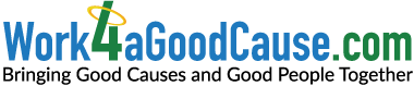 Work For a Good Cause - Non Profit Jobs Job Board
